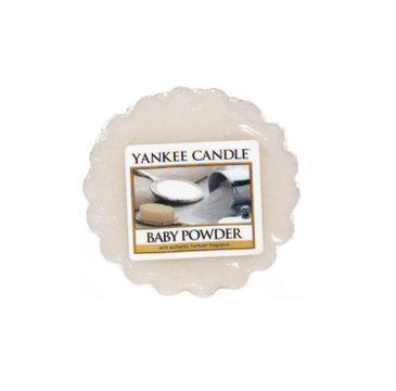 Yankee Candle Wosk zapachowy Baby Powder 22g