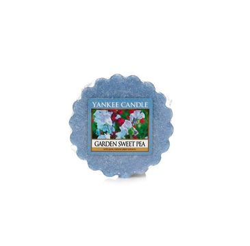Yankee Candle Wosk zapachowy Garden Sweet Pea 22g