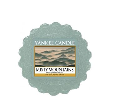 Yankee Candle Wosk zapachowy Misty Mountains 22g
