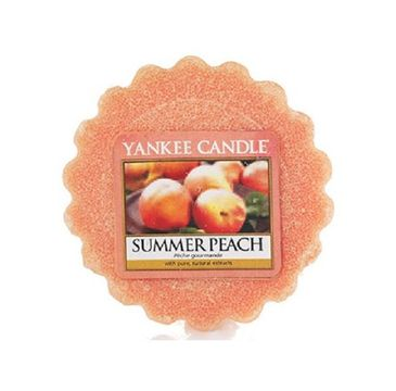 Yankee Candle Wosk zapachowy Summer Peach 22g