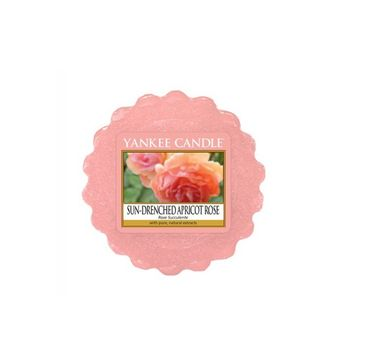 Yankee Candle Wosk zapachowy Sun-Drenched Apricot Rose 22g