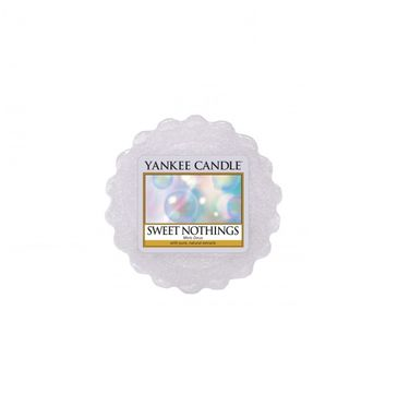 Yankee Candle Wosk zapachowy Sweet Nothings 22g