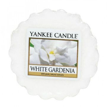Yankee Candle Wosk zapachowy White Gardenia 22g