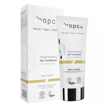 Yappco 鈥� Regenerating Hair Conditioner regeneruj膮ca od偶ywka do w艂os贸w suchych i zniszczonych (200 ml)