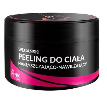 Yestetics Wegański peeling do ciała nabłyszczająco-nawilżający (200 g)