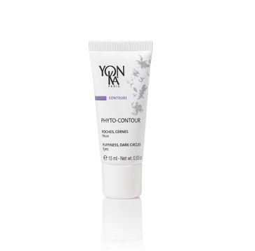 Yon-Ka – Contours Phyto-Contour krem pod oczy redukujący cienie i obrzęki (15 ml)