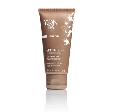 Yon-Ka – Solar Care SPF50 krem z filtrem do twarzy (50 ml)