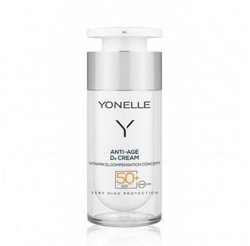 Yonelle – Anti Age D3 SPF 50 + krem przeciwzmarszczkowy (30 ml)
