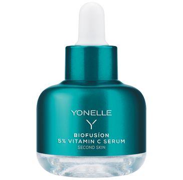 Yonelle Biofusion 5% Vitamin C Serum – witaminowe serum do twarzy (30 ml)