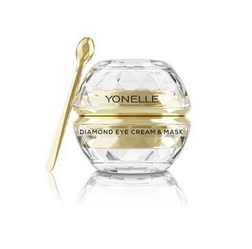 Yonelle Diamond Eye Cream & Mask – diamentowy krem i maska pod oczy i na usta (30 ml)