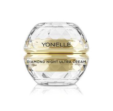 Yonelle – Diamond Night Ultra Cream Diamentowy Ultra Krem na noc (50 ml)
