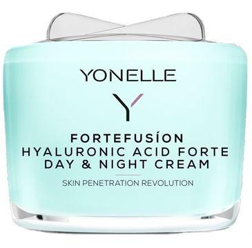 Yonelle – Fortefusion krem na dzień/noc z kwasem hialuronowym forte  (55 ml)