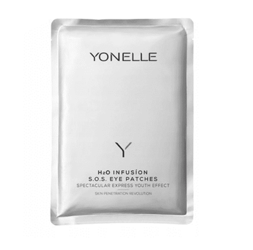 Yonelle – Fortefusion Płatki Upiększające Pod oczy (1 szt.)