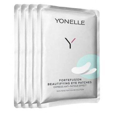 Yonelle – Upiększające płatki pod oczy Fortefusion (4 szt.)