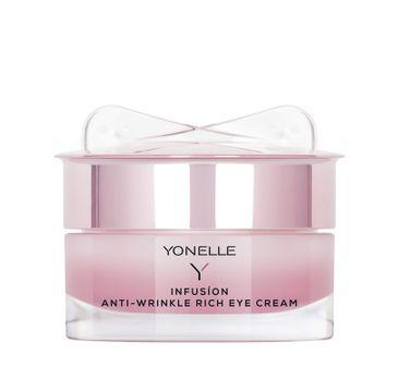 Yonelle Infusion Anti – Wrinkle Rich Eye Cream – przeciwzmarszczkowy krem odżywczy pod oczy (15 ml)