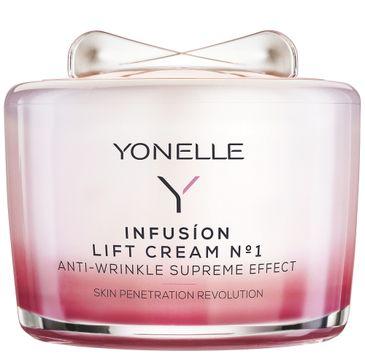 Yonelle Infusion Lift Cream N1 – liftingujący krem infuzyjny do skóry dojrzałej (55 ml)