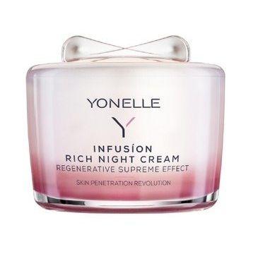 Yonelle – Infusion Rich Night Cream odżywczy krem infuzyjny na noc (55 ml)