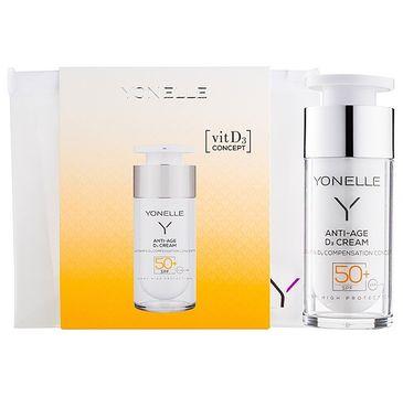 Yonelle  Anti-Age D3 Cream SPF – krem przeciwzmarszczkowy 50+ (30 ml)