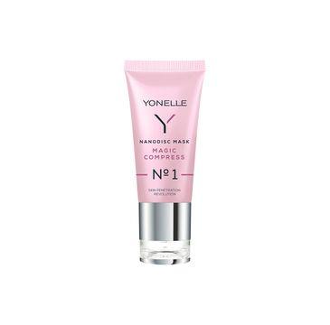 Yonelle Nanodisc Mask N1 Magic Compress – maseczka do twarzy (35 ml)