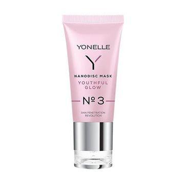 Yonelle Nanodisc Mask N3 Youthful Glow – upiększająca maseczka do twarzy (35 ml)