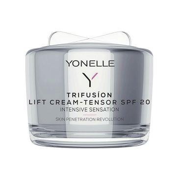 Yonelle Trifusion Lift Cream-Tensor – liftingujący  krem-napinacz do skóry dojrzałej SPF 20 (55 ml)