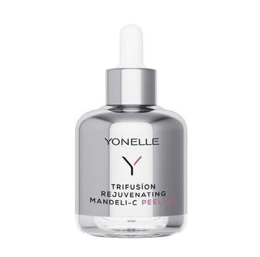 Yonelle Trifusion Rejuvenating Mandeli-C Peeling – peeling migdałowy z witaminą C odmładzający wygląd skóry (50 ml)