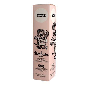 Yope – krem do rąk Herbata i Mięta (100 ml)