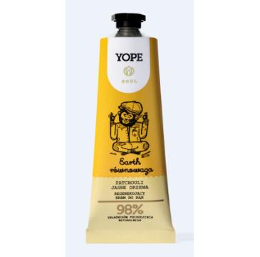 Yope Krem do rąk Earth regeneracja (100 ml)