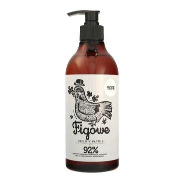 Yope – mydło w płynie Figa (500 ml)