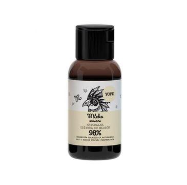 Yope – odżywka do włosów Mleko Owsiane (40 ml)