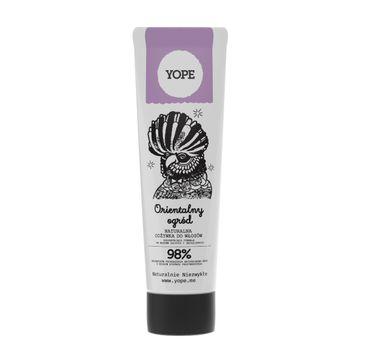 Yope – odżywka do włosów Orientalny Ogród (170 ml)