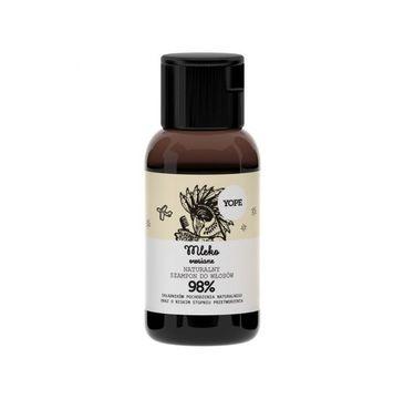 Yope – szampon do włosów Mleko Owsiane (40 ml/ travel size)