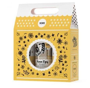 Yope – zestaw kosmetyków – żel pod prysznic + balsam do rąk i ciała  + mydło do rąk Kwiat Lipy (1 op.)