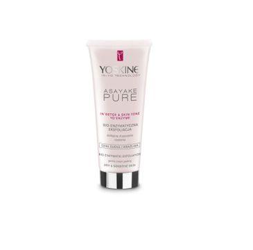Yoskine Asayake Pure Bio-enzymatyczna eksfoliacja do twarzy 75 ml