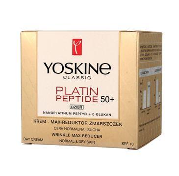 Yoskine Classic Acti Peptide 50+ krem na dzień do cery normalnej i mieszanej (50 ml)