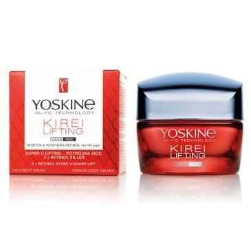Yoskine Kirei Lifting – krem do twarzy liftingujący na dzień i noc (50 ml)