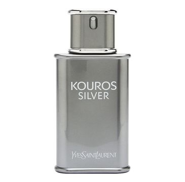 Yves Saint Laurent Kouros Silver woda toaletowa spray 100ml