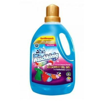 Waschkonig Żel do prania kolorowych tkanin (3.305 l)