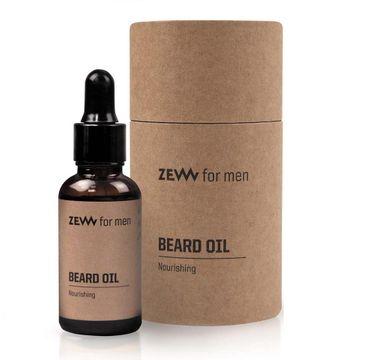 Zew For Men Olejek do brody odżywczy (30 ml)