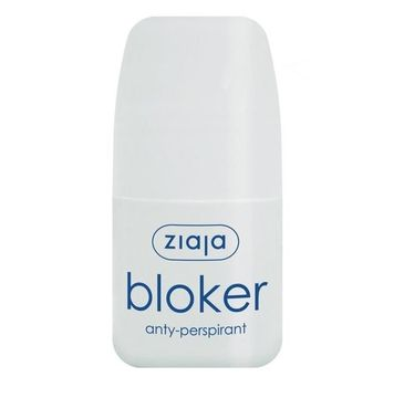 Ziaja Activ Roll On Bloker anty-perspirant w kremie bez parabenów alkoholu i barwników 60ml