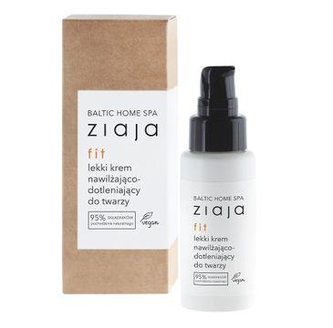 Ziaja – Baltic Home Spa Fit lekki krem nawilżająco-dotleniający do twarzy (50 ml)