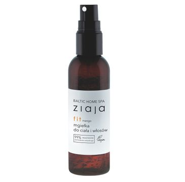 Ziaja – Baltic Home Spa Fit mgiełka do ciała i włosów Mango (90 ml)