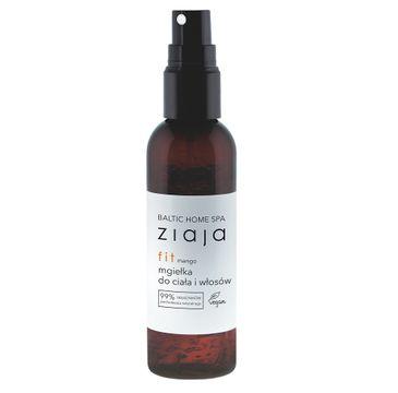 Ziaja 鈥� Baltic Home Spa Fit mgie艂ka do cia艂a i w艂os贸w Mango (90 ml)