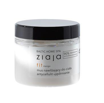 Ziaja – Baltic Home Spa Fit mus nawilżający do ciała antycellulitowy i ujędrniający Mango (300 ml)