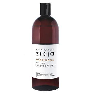 Ziaja Baltic Home Spa Wellness żel pod prysznic Kokos Migdał (500 ml)