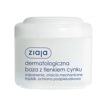 Ziaja Baza dermatologiczna z tlenkiem cynku od 1 dnia życia 75ml