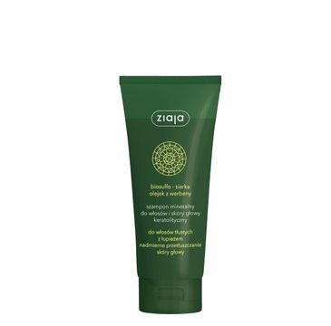 Ziaja szampon micelarny do włosów i skóry głowy keratolityczny (200 ml)