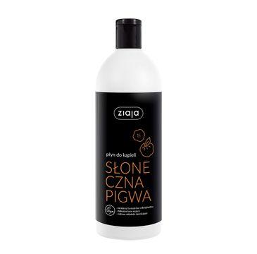 Ziaja płyn do kąpieli Słoneczna Pigwa (500 ml)