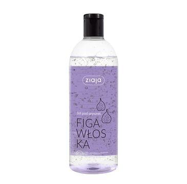 Ziaja Vegan żel pod prysznic Figa Włoska (500 ml)