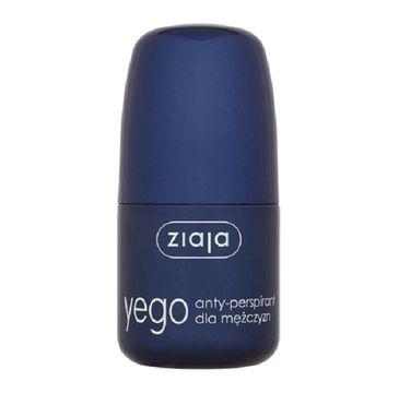 Ziaja Yego Anty-Perspirant dla mężczyzn w kulce 60ml